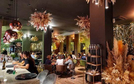 Martinica, un restaurante 'atractivo' con nombre de isla